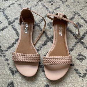 Report Light Pink Sandals